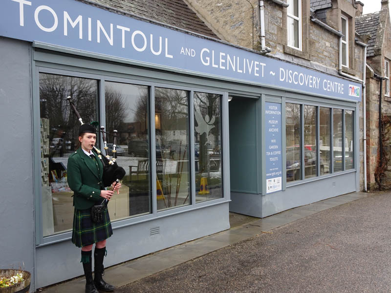 Tomintoul & Glenlivet Discovery Centre & Museum