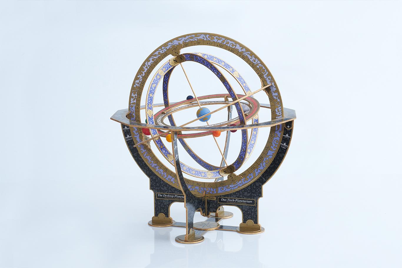 Kit, Desktop Planetarium