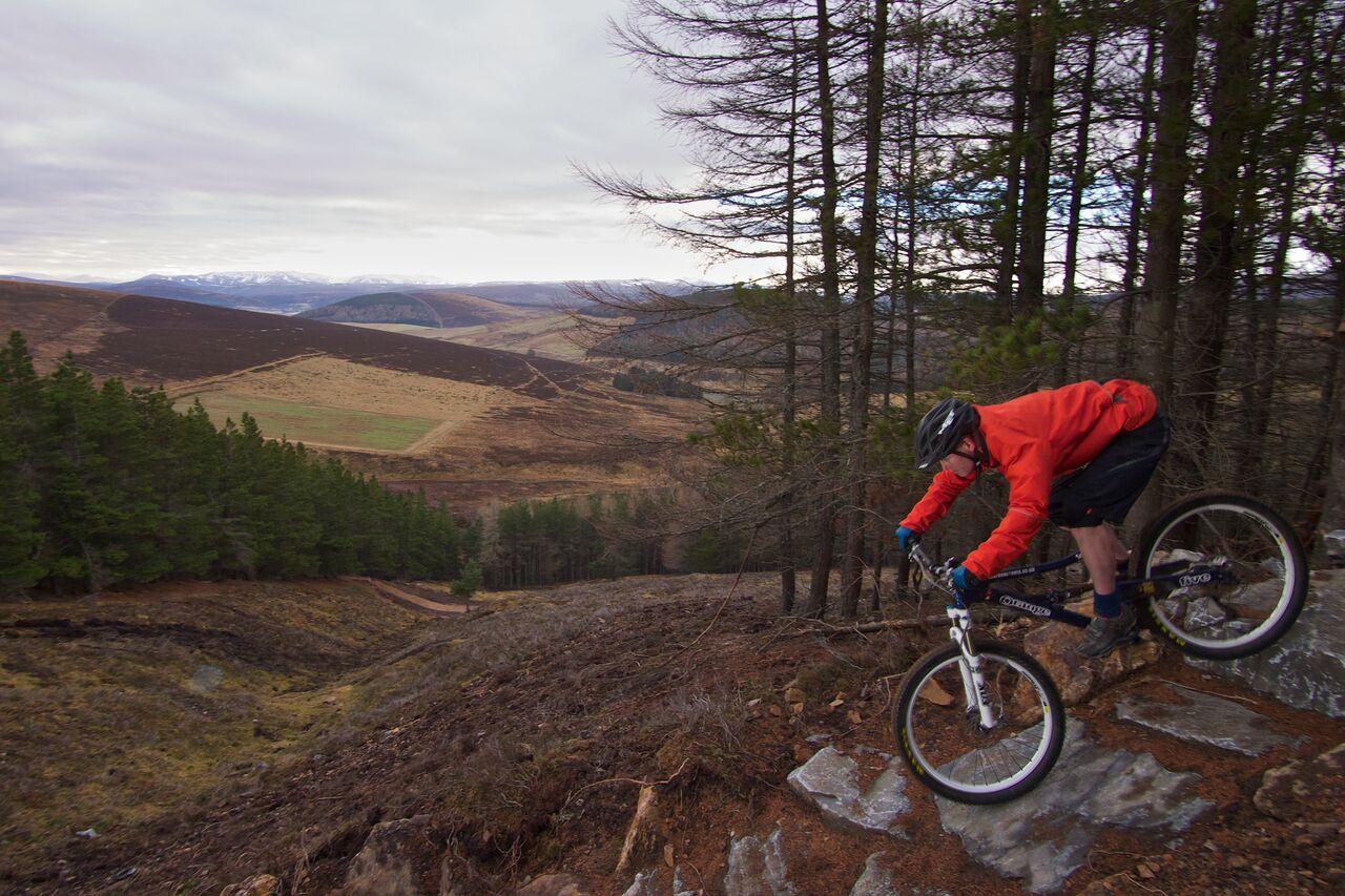 Bike Glenlivet