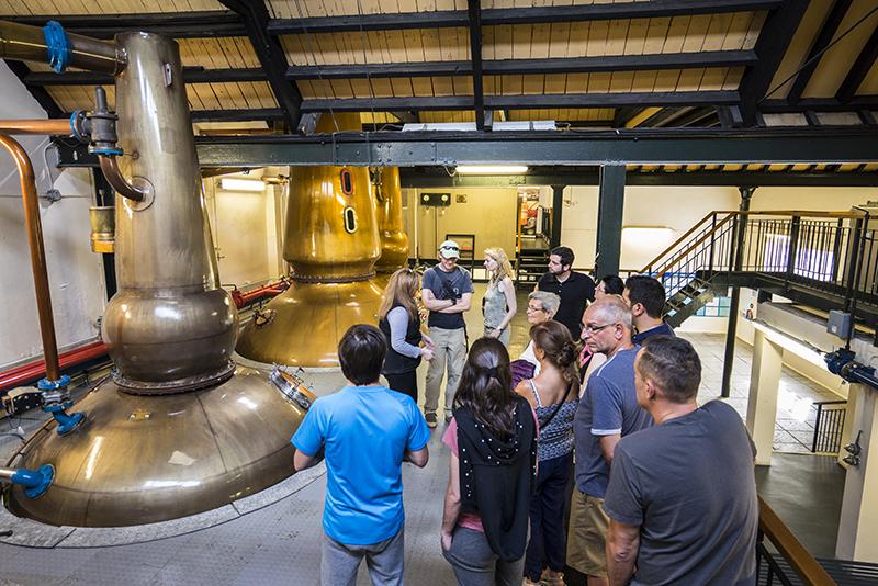 Cragganmore Distillery Visitor Centre
