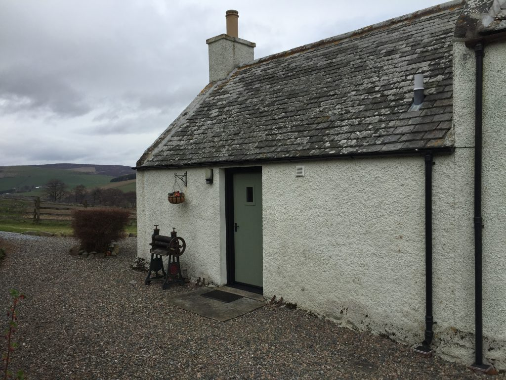 Blairfindy Farm Bothy