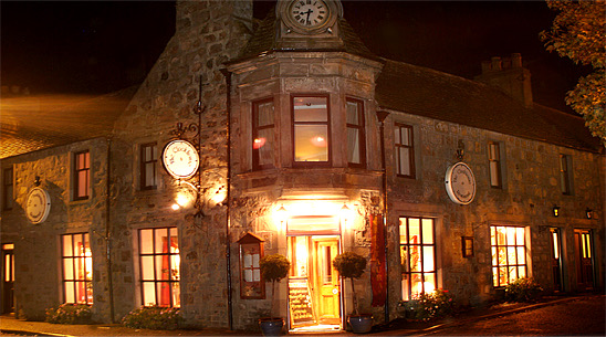 The Clockhouse Restaurant, Tomintoul