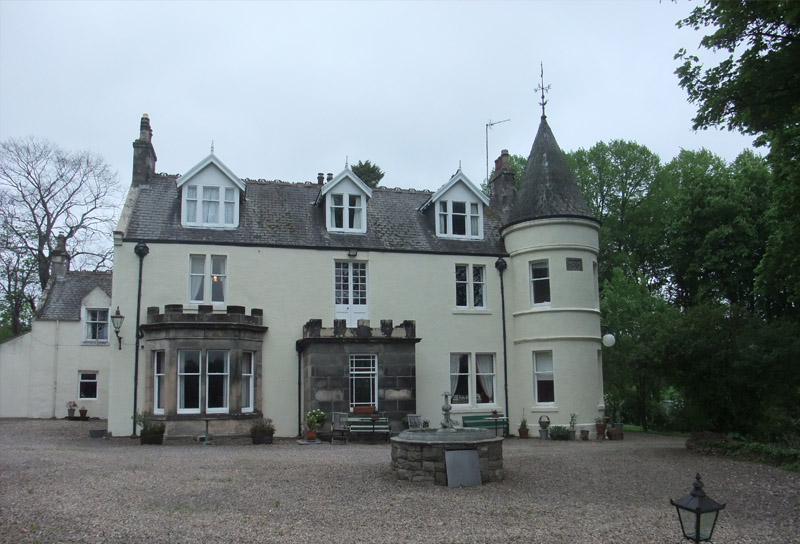 Cragganmore House